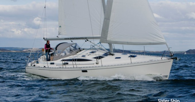 Location bateau Marsala pas cher Delphia 40