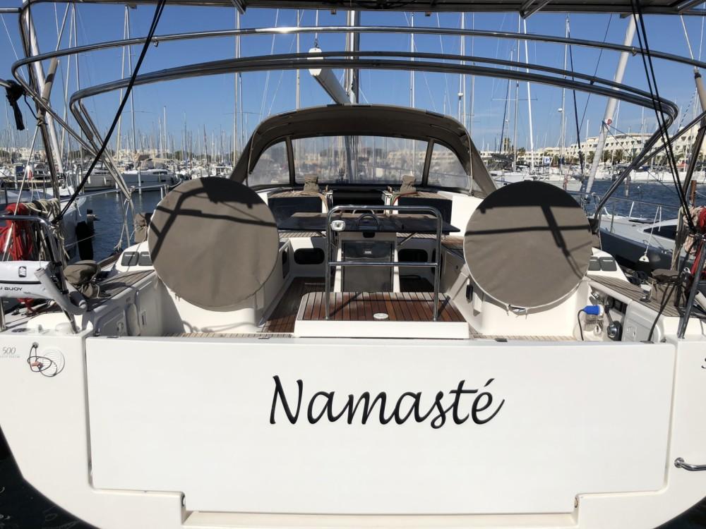 Location bateau Canet-en-Roussillon pas cher Dufour 500 Grand Large