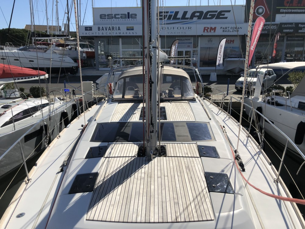 Segelboot mieten in Athen - Dufour Dufour 500 Grand Large