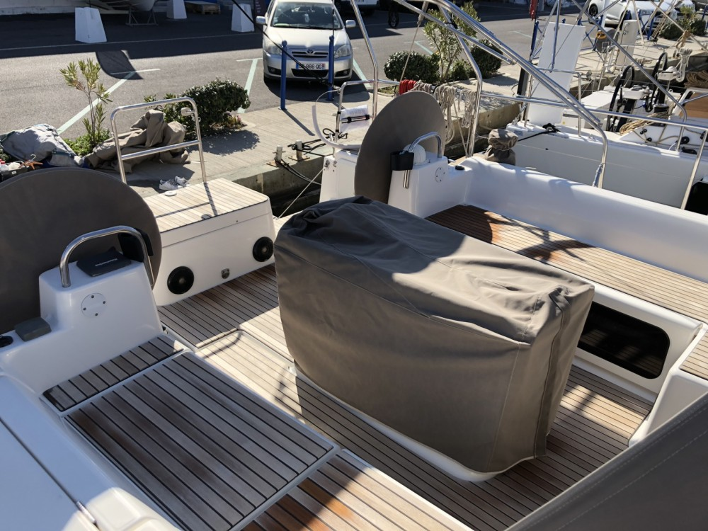 Location yacht à Canet-en-Roussillon - Dufour Dufour 500 Grand Large sur SamBoat