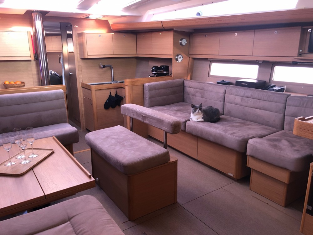 Yacht-Charter in Athen - Dufour Dufour 500 Grand Large auf SamBoat