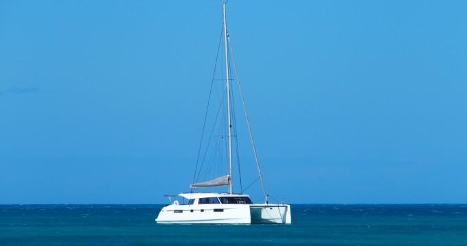 Location yacht à Le Marin - Nautitech Nautitech 46 sur SamBoat