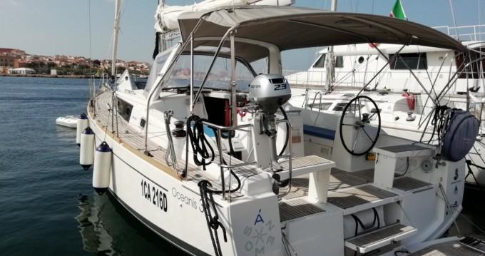 Louez un Bénéteau Oceanis 38 à Carloforte