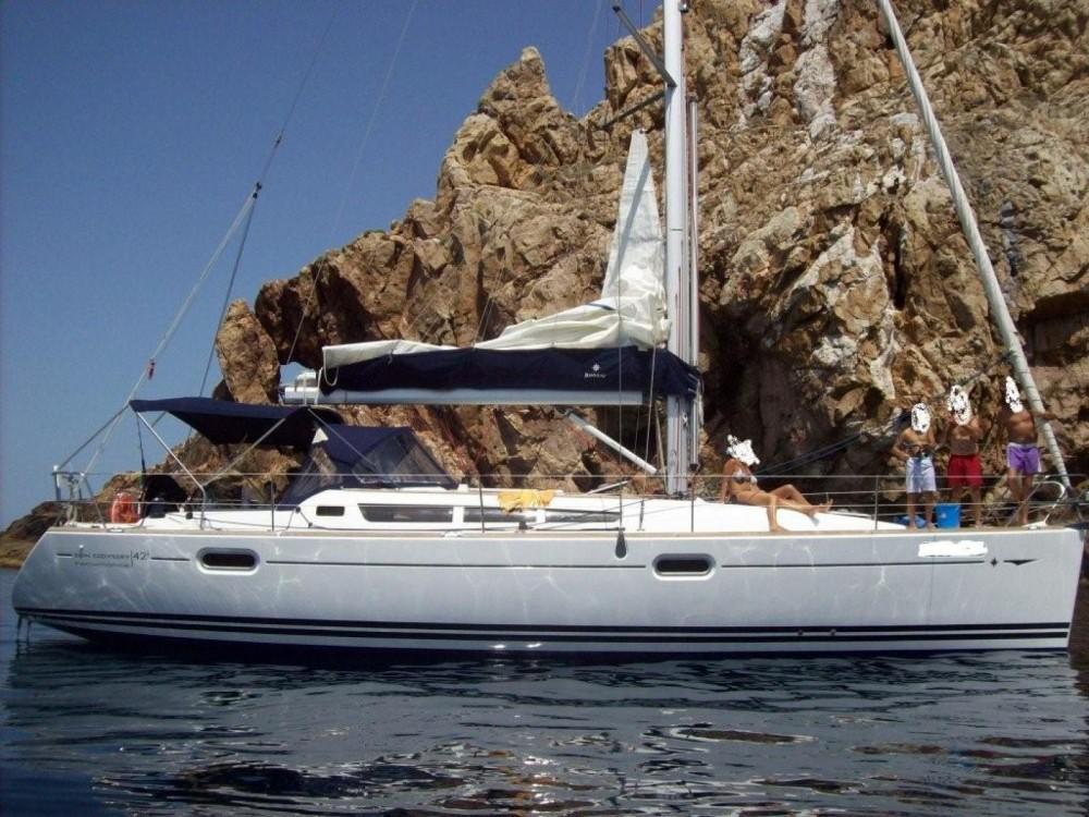 Louer Voilier avec ou sans skipper Jeanneau à Alghero