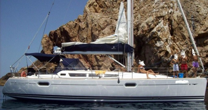 Noleggio yacht Alghero - Jeanneau Sun Odyssey 42i su SamBoat