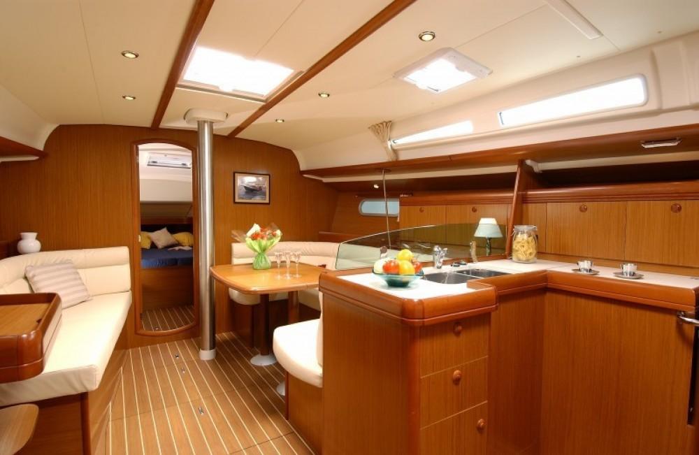 noleggio Barca a vela Alghero - Jeanneau Sun Odyssey 42i
