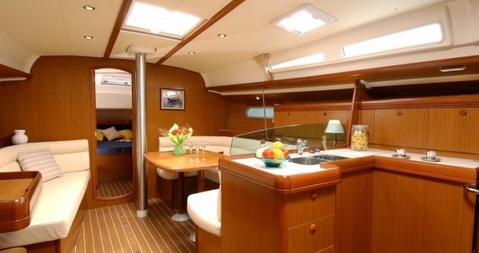 Noleggio barche Jeanneau Sun Odyssey 42i Alghero su Samboat