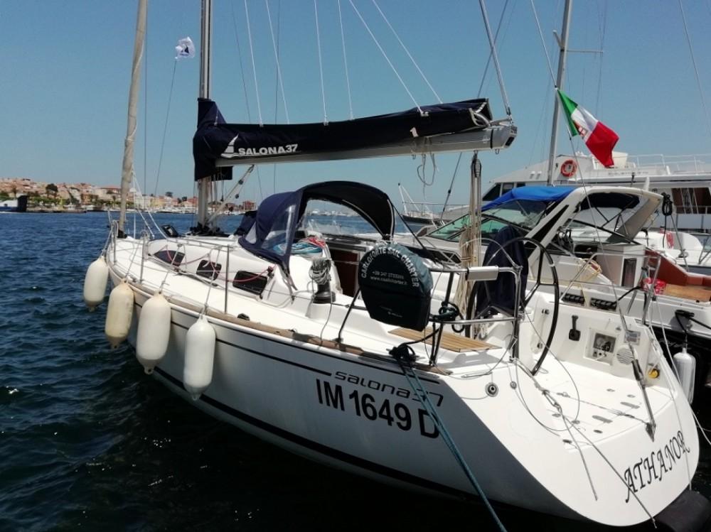 Location bateau Salona Salona 37 à Carloforte sur Samboat
