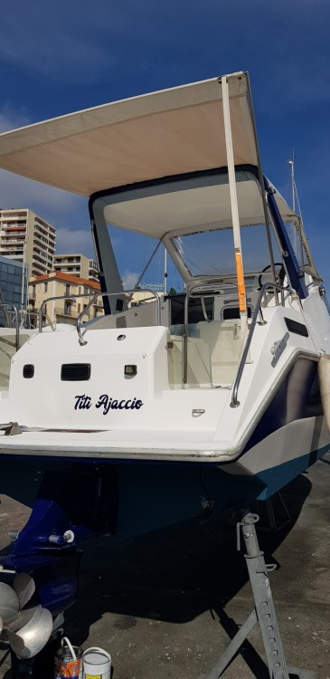 Alquiler de barcos Arcoa Arcoa 725 enAjaccio en Samboat