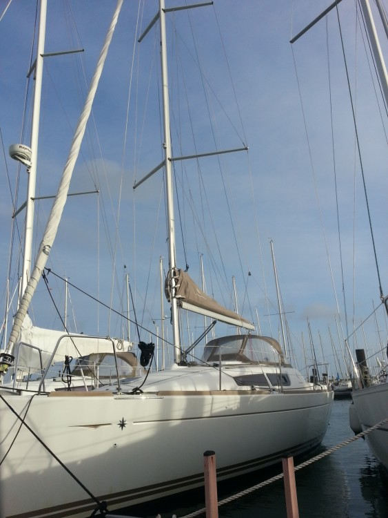 Louez un Jeanneau Sun Odyssey 30i à La Trinité-sur-Mer