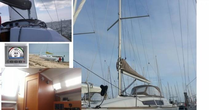 Louez un Jeanneau Sun Odyssey 30i à Port-Haliguen