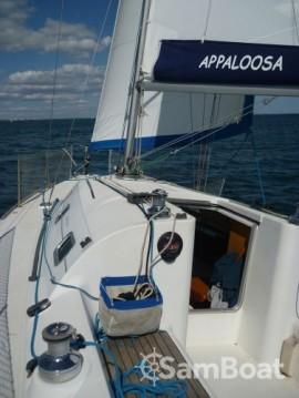 Rental Sailboat in Mauguio - Bénéteau First 31.7