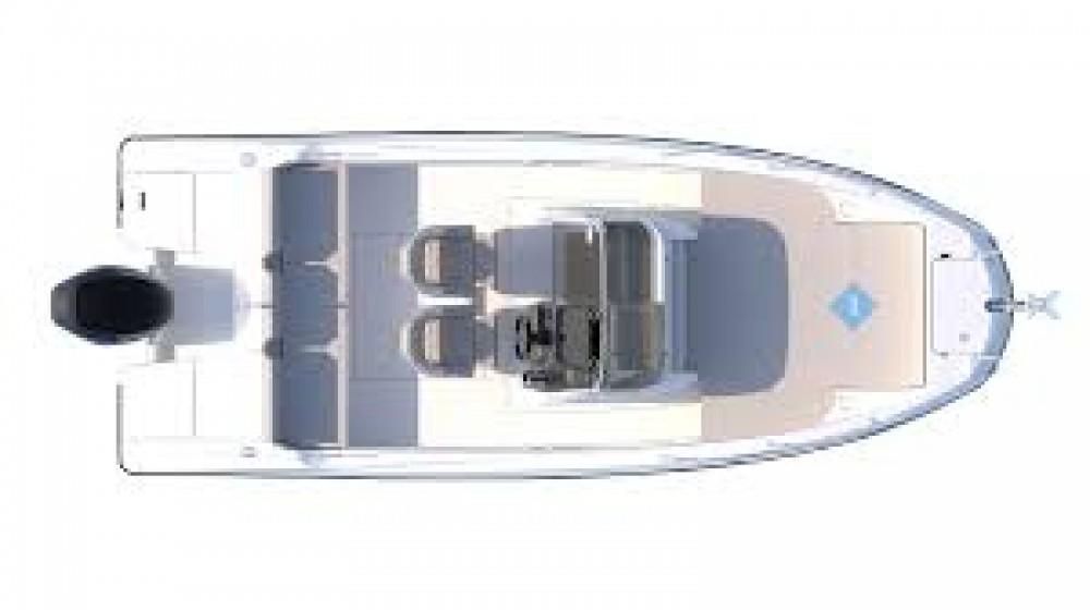 location bateau  u00e0 moteur quicksilver activ 675 mercury