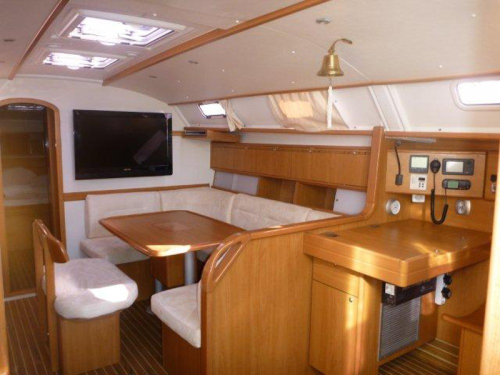 Poncin Yachts Harmony 47 between personal and professional Marina Baotić