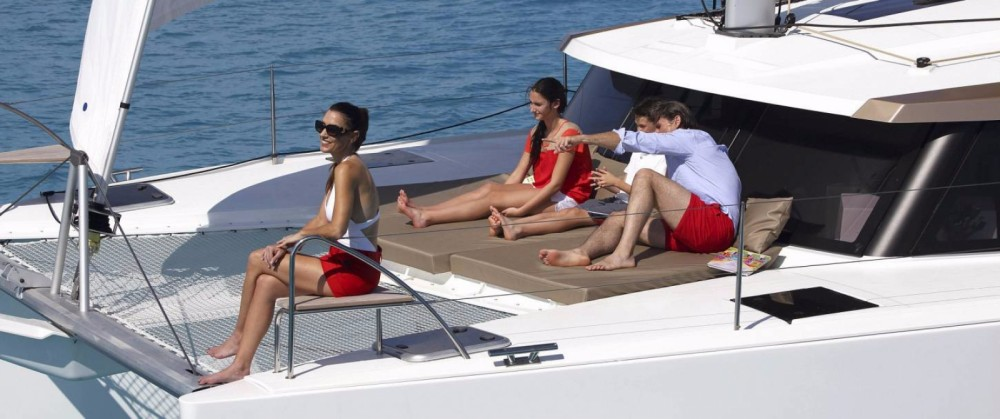Yacht-Charter in Puerto Rico - Fountaine Pajot Lucia 40 auf SamBoat