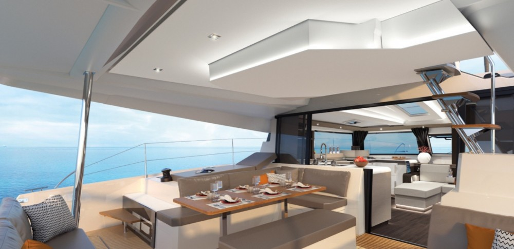 Yacht-Charter in Road Town - Fountaine Pajot NEW 45 auf SamBoat