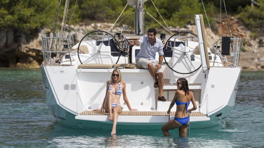 Vermietung Segelboot Dufour mit Führerschein