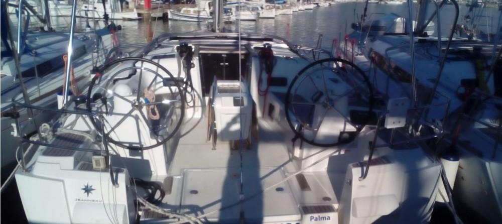 Alquiler Velero en Palma - Jeanneau Sun Odyssey 469