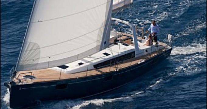 Location bateau Bénéteau Oceanis 48 à Cos sur Samboat