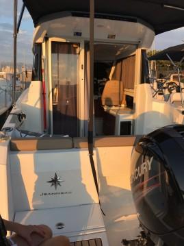 Noleggio barche Spalato economico Merry Fisher 695