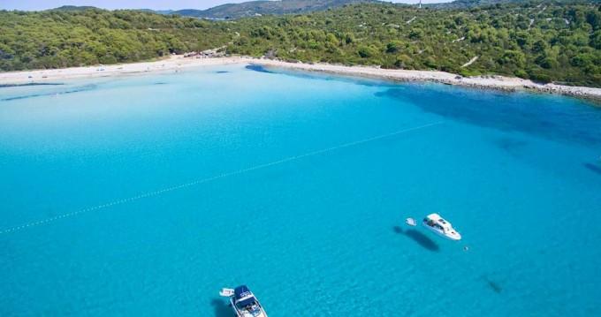 Lancha para alquilar Zadar al mejor precio