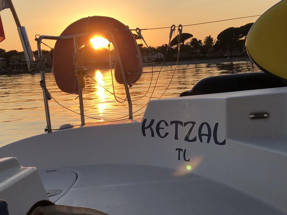 Location bateau Hyères pas cher Lagoon 440