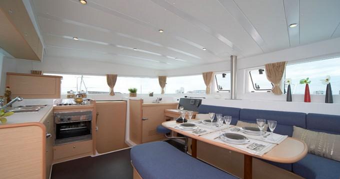 Location yacht à Vatopedi - Lagoon Lagoon 420 sur SamBoat