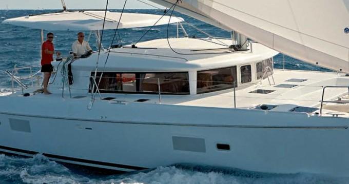 Catamaran à louer à Vatopedi au meilleur prix