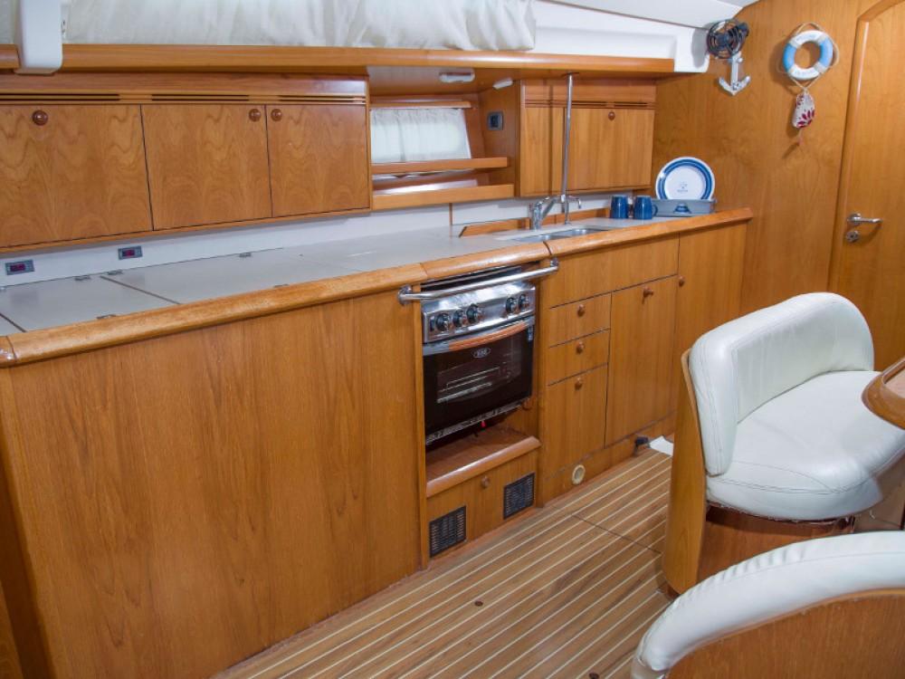 Louer Voilier avec ou sans skipper Jeanneau à Vatopedi