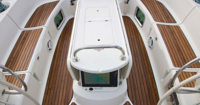 Location yacht à Vatopedi - Jeanneau Sun Odyssey 45 sur SamBoat
