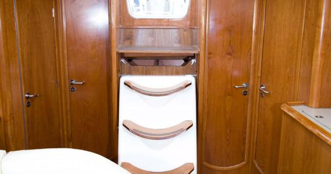 Louez un Jeanneau Sun Odyssey 45 à Vatopedi
