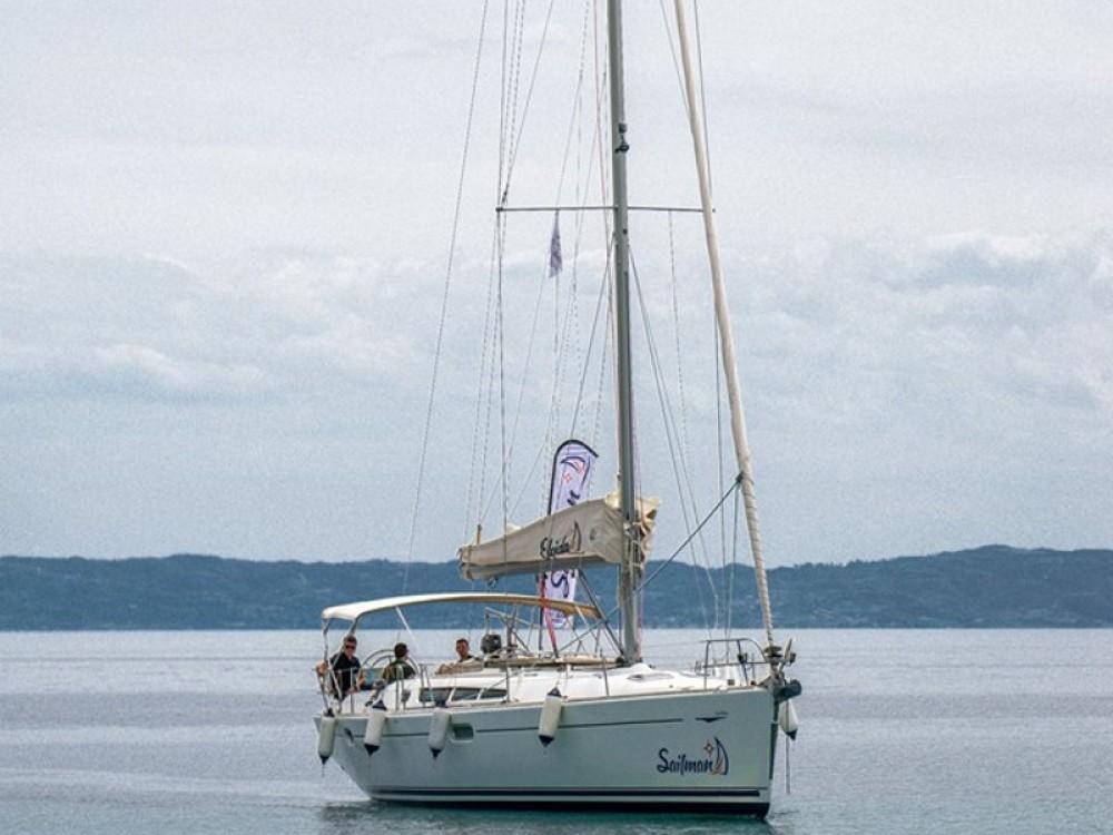Jeanneau Sun Odyssey 45 entre particuliers et professionnel à Vatopedi