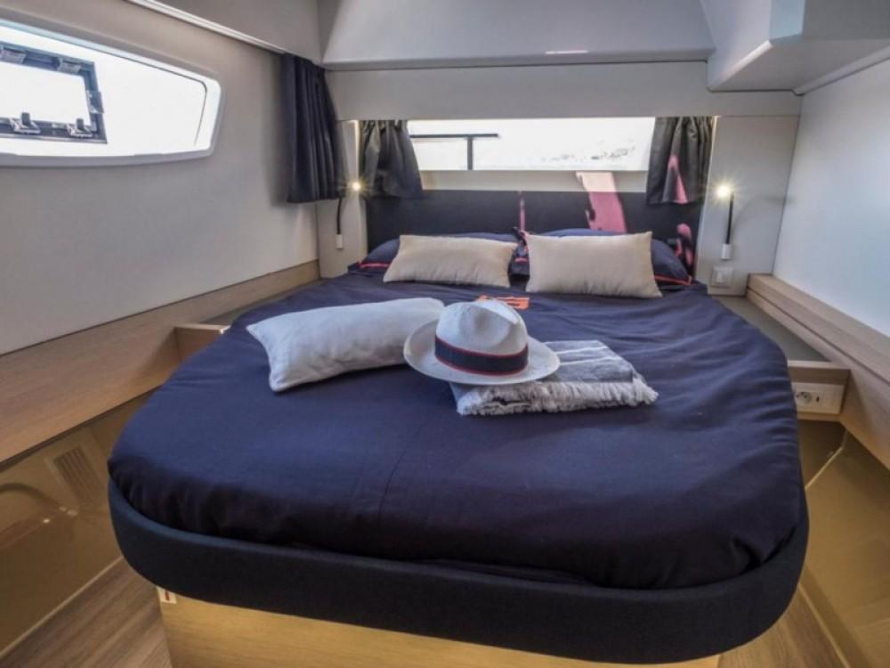 Boat rental Capo d'Orlando Marina cheap Astrea 42