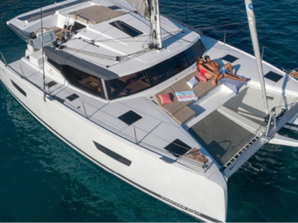 Rental yacht Capo d'Orlando Marina - Fountaine Pajot Astrea 42 on SamBoat