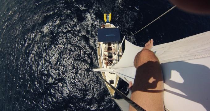 Rental Sailboat in Croatia - Elan Elan 431