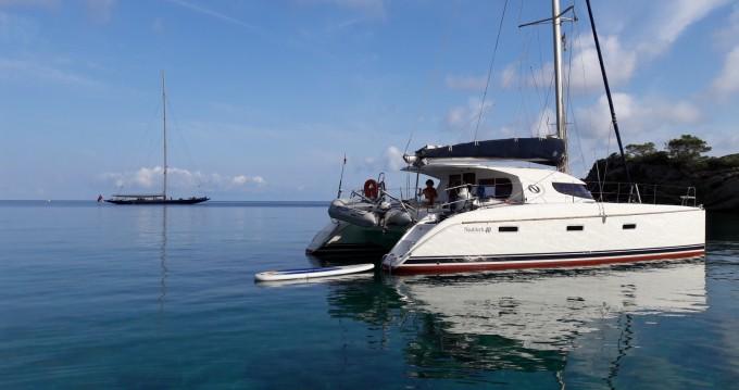 Location bateau Nautitech Nautitech 40 à Corfou sur Samboat