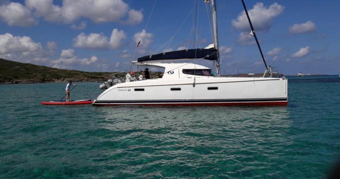 Location yacht à Corfou - Nautitech Nautitech 40 sur SamBoat