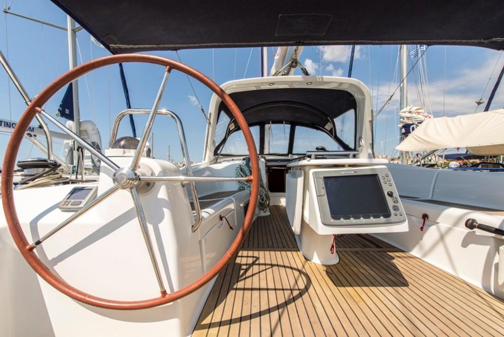 Location bateau Bénéteau Oceanis 50 Family à Laurion sur Samboat