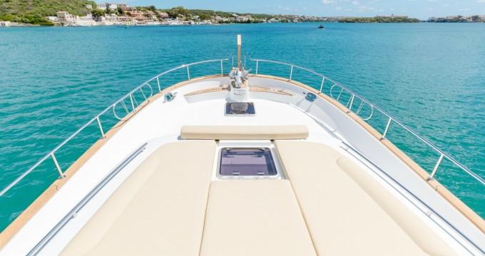 Yacht à louer à San Vito Lo Capo au meilleur prix