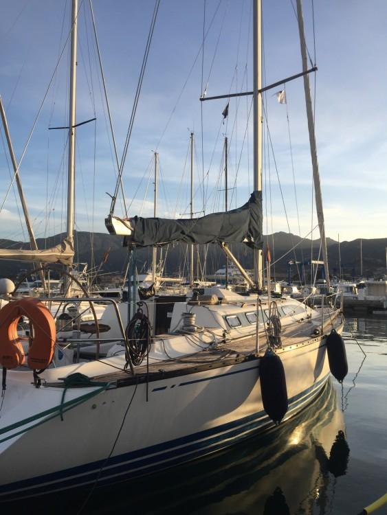 Boat rental Toulon cheap X 382