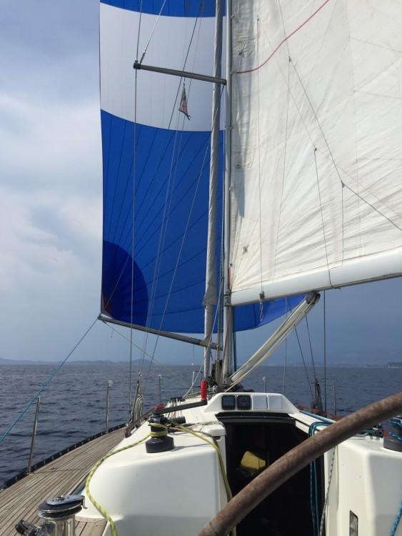 Rental yacht Toulon - X-Yachts X 382 on SamBoat