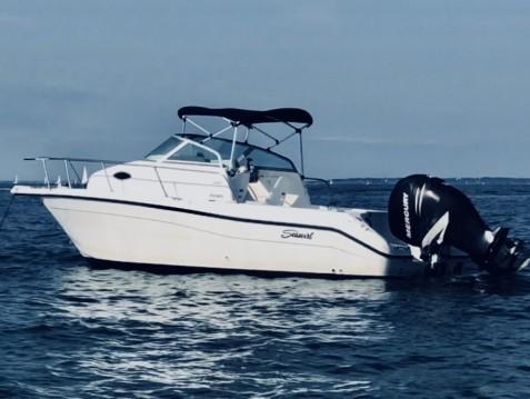Noleggio yacht Larmor-Baden - Seaswirl STRIPER 2101 su SamBoat