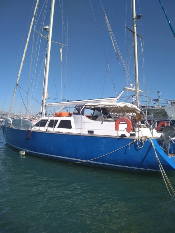 Hire Sailboat with or without skipper Van de Stadt Athens