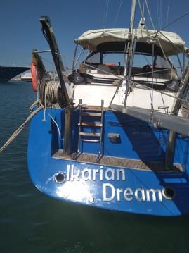 Location bateau Palaio Faliro pas cher van Des Stadt 45
