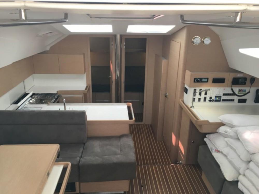 Boat rental Trogir cheap Elan Impression 50 (2)