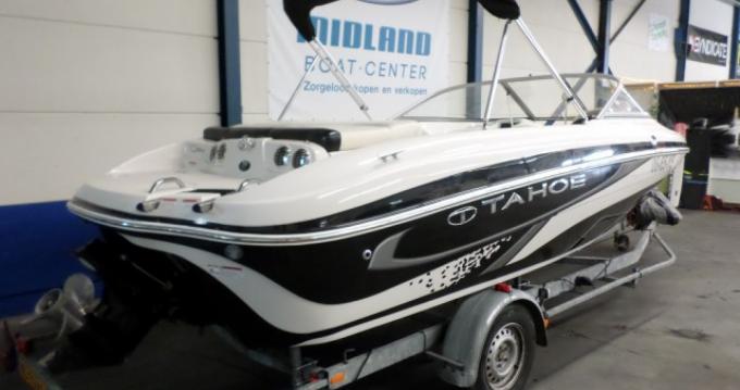 Motorboot mit oder ohne Skipper Tahoe mieten in Wageningen
