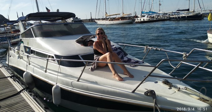 Location bateau Positano pas cher Laver 30