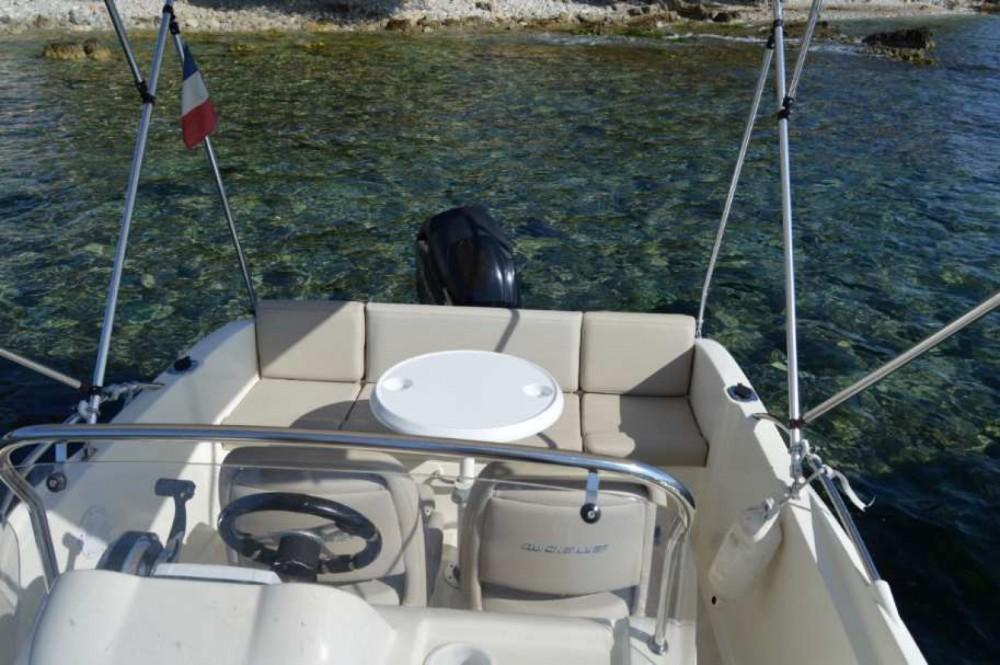 Rental yacht Mandelieu-la-Napoule - Quicksilver Activ 555 Open on SamBoat