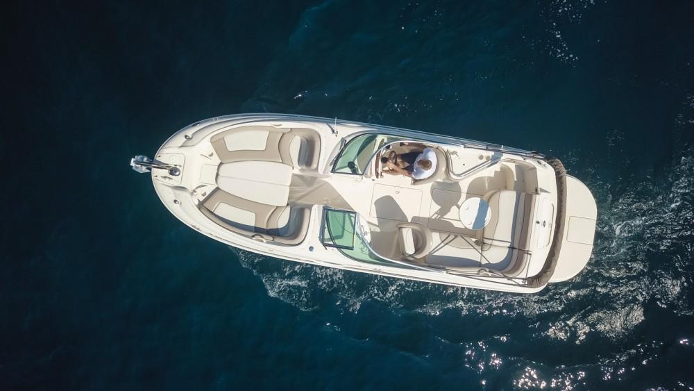 Louer Bateau à moteur avec ou sans skipper Sea Ray à Mandelieu-la-Napoule