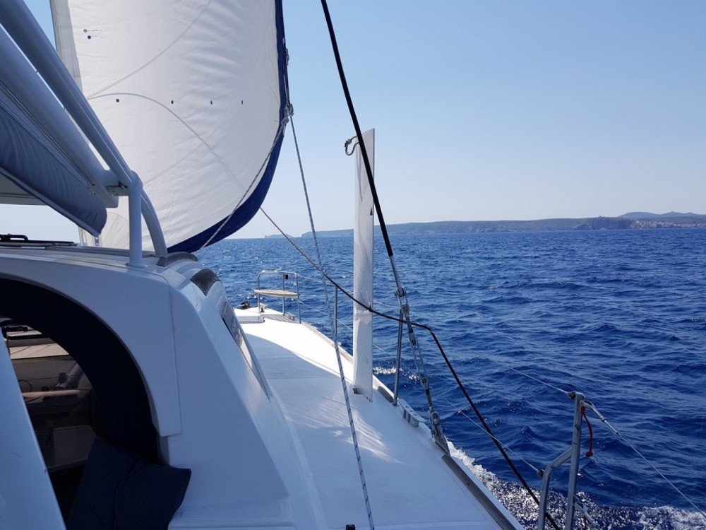 Alquiler de barcos Ajaccio barato de Catana 42